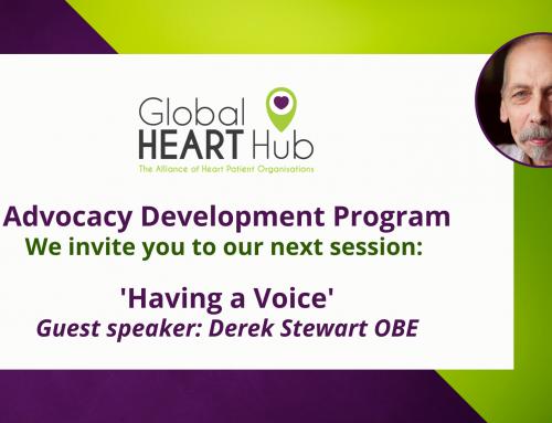 Advocacy Development Program: 'Having a Voice'