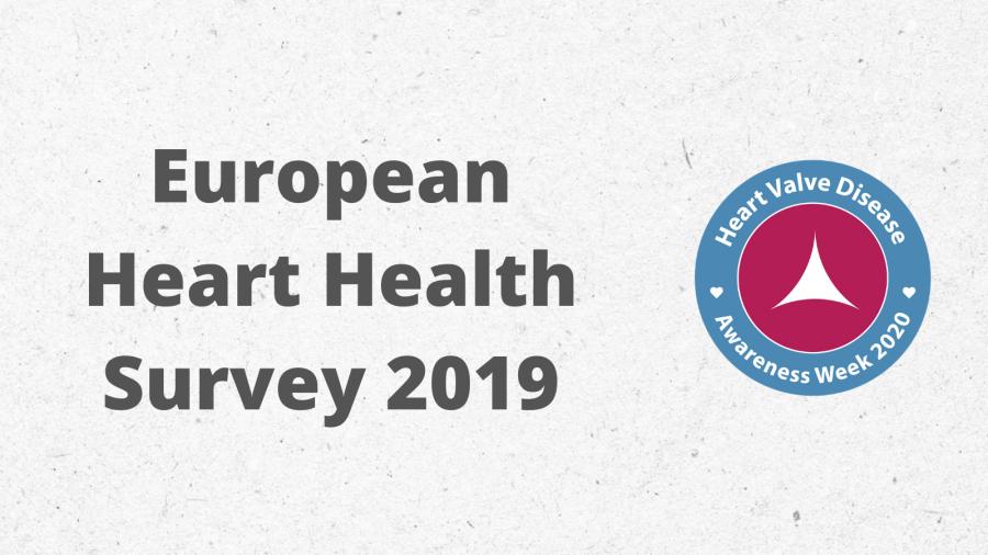 European Heart Health Survey 2019