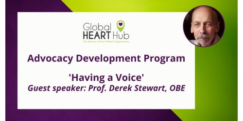Advocacy Development Program -