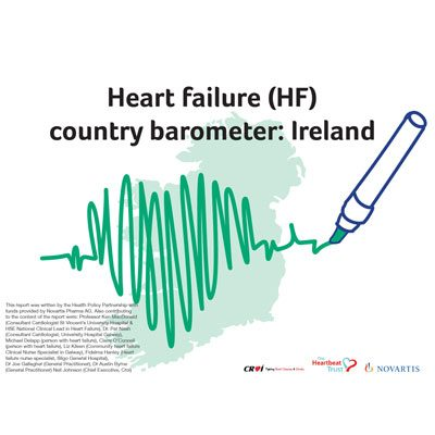 Heart Failure (HF) Country Barometer: Ireland (Published: April 2018)