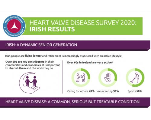 Heart Valve Disease Survey 2020: Irish Results