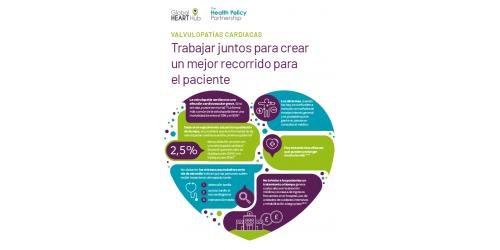 Heart Valve Disease Report Summary - Spanish