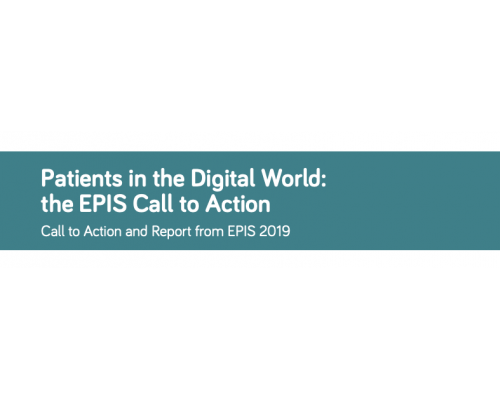 EPIS 2019 Call to Action and report